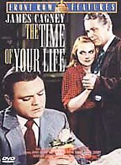 THE TIME OF YOUR LIFE - James Cagney - NEW - Factory Sealed DVD