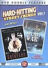 Hard-Hitting Street Crimes - Vol. 1 (DVD, 2006, Double Feature)