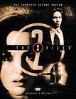 The X-Files - The Complete Second Season (DVD, 7-Disc Set, Thinpak)