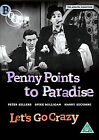 Penny Points To Paradise/Let's Go Crazy (DVD, 2009, Box Set)