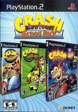 PAL Sierra Video Games Crash Bandicoot