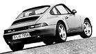 Porsche 911 Carrera 4 (1994) 2D Coupe Manual (3.6L - Multi Point F/INJ) Seats