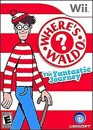 BRAND-NEW-Wheres-Waldo-The-Fantastic-Journey-Wii-2009-SEALED-Nintendo-Wii