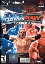 Jeux vidéo allemands WWE PAL