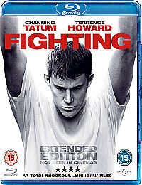 FIGHTING-CHANNING-TATUM-NEW-AND-SEALED-BLU-RAY-FREE-1st-Class-Post