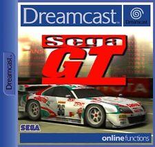Jeux vidéo anglais pour Sega Dreamcast SEGA