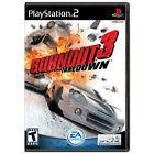 Burnout 3: Takedown (Sony PlayStation 2, 2004) - European Version