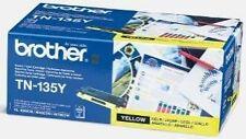 Gelbe Originale Drucker-Tonerkassetten für Brother
