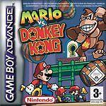 Jeux vidéo Donkey Kong pour Nintendo Game Boy Advance, nintendo