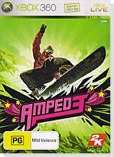 Microsoft Xbox 360 Skiing/Snowboarding Video Games