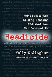 Readicide by Kelly Gallagher (2009, Paperback)