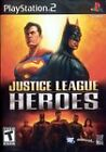 Justice League Heroes (Sony PlayStation 2, 2006)