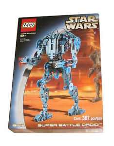 nuovo Lego  Technic estrella guerras 8012 Super Battle Droid nuovo Sealed  negozio online outlet