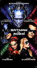 Batman  Robin (VHS, 1997)