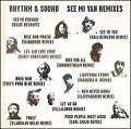 See Mi Yah Remixes von Rhythm & Sound (2006)