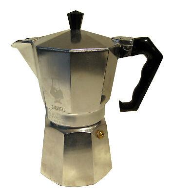 ebay bialetti moka express 1 cup 1 cup espresso machine. Black Bedroom Furniture Sets. Home Design Ideas