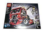 Lego Technic tráfico 8436 Camión Nuevo Sellado