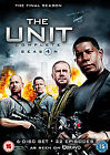 The Unit - Series 4 - Complete (DVD, 2010, 6-Disc Set)