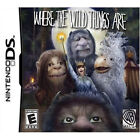 Where the Wild Things Are (Nintendo DS, 2009) - European Version