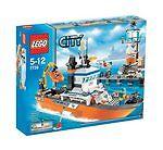 NEW LEGO 60014 CITY COAST GUARD PATROL PATROL PATROL FACTORY SEALED SET RETIROT d4edc0