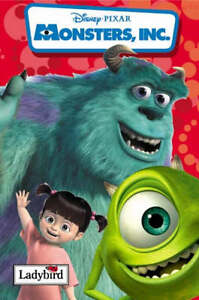 Disney-Monsters-Inc-Ladybird-Disney-Book-of-the-Film-Book