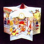 Noddy's Busy Day Carousel Book(Laminated), BBC, Very Good Book