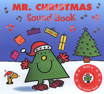 """""""VERY GOOD"""" Mr. Christmas: Sound Book (Mr Men), Hargreaves, Roger, Book"""