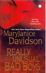 Mary-Janice-Davidson-Really-Unusual-Bad-Boys-WITH-Bridefight-Mating-Season-and
