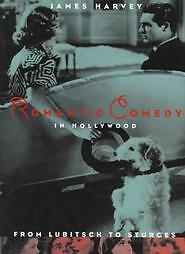 Romantic-Comedy-in-Hollywood-from-Lubitsch-to-Sturges-by-James-Harvey-1998-Paperback-James-Harvey