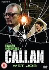 Callan - Wet Job (DVD, 2011)