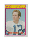 Rookie Roger Staubach Football Trading Cards