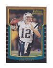 Rookie Bowman Tom Brady Football Trading Cards