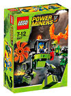 Power Miners 8-11 Years LEGO Complete Sets & Packs