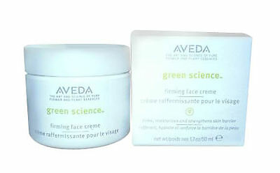 Aveda Green Science Firming Face Creme 1.7 oz  Cream NEW IN