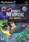 Jimmy Neutron Boy Genius (Sony PlayStation 2, 2003) - European Version
