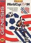 World Cup USA '94 (Sega Genesis, 1994)
