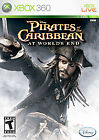 Pirates of the Caribbean: At World's End  (Xbox 360, 2007) (2007)