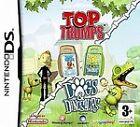 Top Trumps: Dogs & Dinosaurs (Nintendo DS, 2007) - European Version