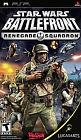 Star Wars: Battlefront -- Renegade Squadron (Sony PSP, 2007) - European Version