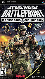 Star Wars: Battlefront -- Renegade Squadron (Sony PSP, 2007)