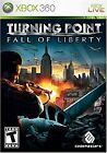 Turning Point: Fall of Liberty (Microsoft Xbox 360, 2008)