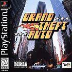 Grand Theft Auto PS1