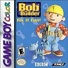 Bob the Builder: Fix it Fun (Nintendo Game Boy Color, 2001)