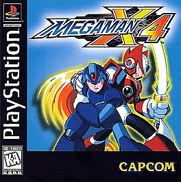 Mega Man X4 (Sony PlayStation 1, 1997)