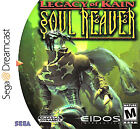 Legacy of Kain: Soul Reaver Action/Adventure Video Games