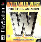 Wild Wild West: The Steel Assassin (Sony PlayStation 1, 1996)