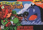 Super Mario World 2: Yoshi's Island (Super Nintendo Entertainment System, 1995)