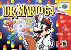 Dr. Mario 64 Video Games