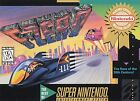 F-Zero (Super Nintendo Entertainment System, 1990) - Japanese Version