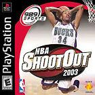 NBA ShootOut 2003 (Sony PlayStation 1, 2002)